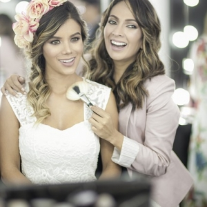 Wedding Party Package Manicure & Makeup